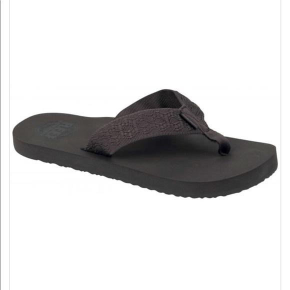 9cb4e01cdfbc Reef Smoothy Sandal Flip Flops - Grey Men 7